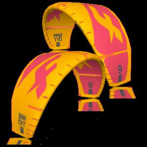 F-ONE Bandit 2020 12м