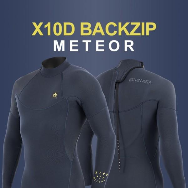 METEOR X10D BACKZIP