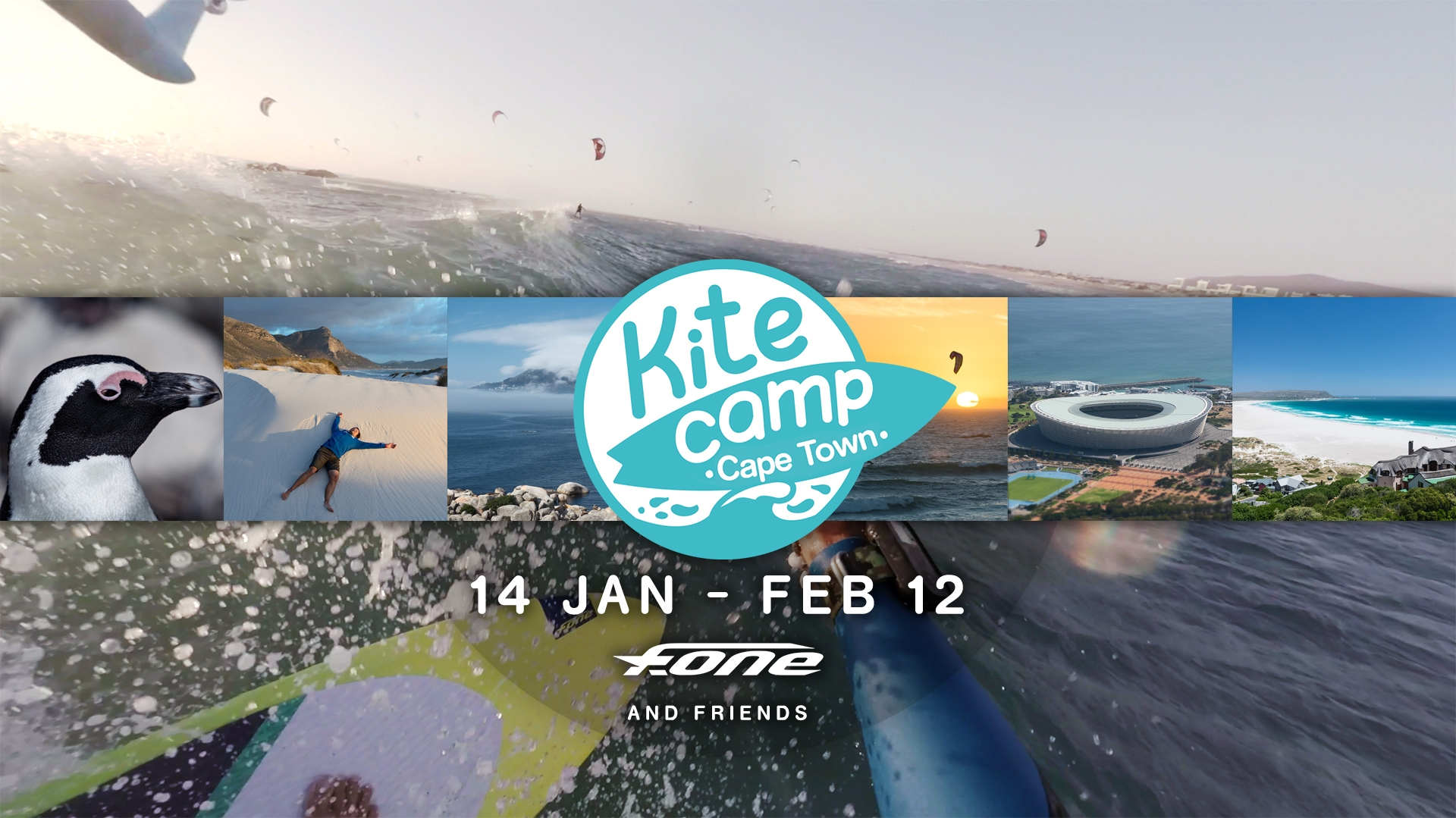 Cape Town Kite Camp